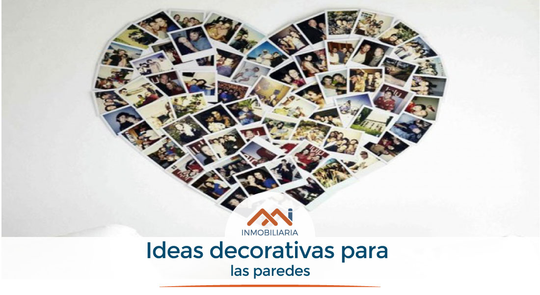 Ideas decorativas para paredes